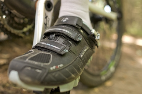 bontrager rl mountain shoes wsd front