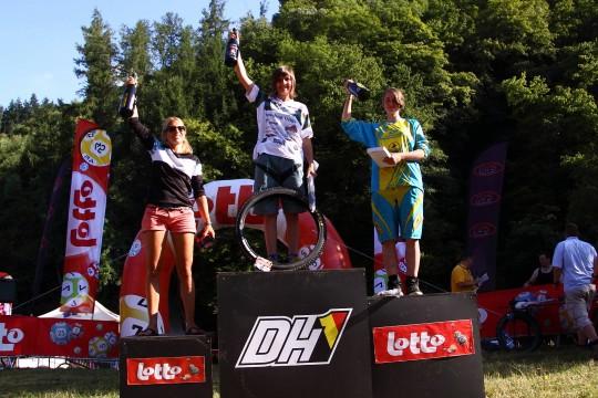 dh1 maboge podium 2013