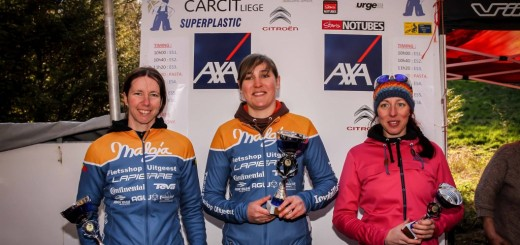 podium dames exneux