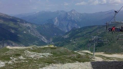 uitzicht valloire 3