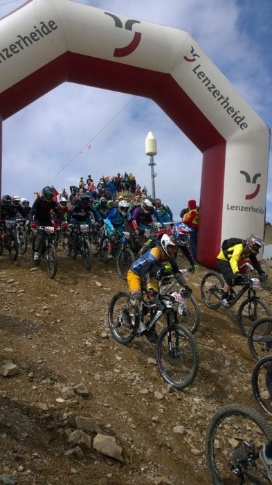 start kristien nelen trek bike attack 2014