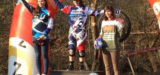 dh1 chaudfontaine 2015 podium dames