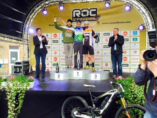 podium masters roc d ardenne